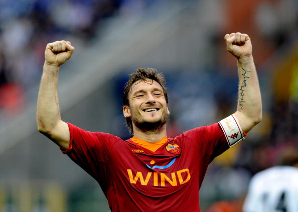 francesco totti alter